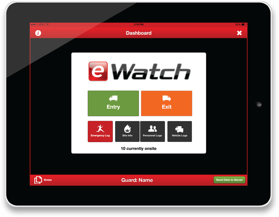 ewatch management software